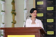 Ground Breaking Ceremony of Nitesh Logos
