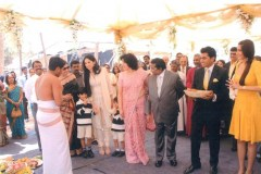Mr. Nitesh Shetty, Founder & Chairman, Nitesh Land Limited and  Ms. Sonam Kapoor, Bollywood Actress
