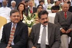 Mr. Ashwini Kumar, ED & COO, Nitesh Land Limited , Mr. L S Vaidyanathan Executive Director, Nitesh Land Limited