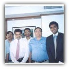 Mr. Nitesh Shetty, Founder & Chairman, Nitesh Land Limited, Mr. L S Vaidyanathan Executive Director, Nitesh Land Limited