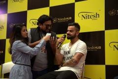 RJ-Sangram-RJ-Sonia-interacting-with-Virat-Kohli