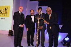 Mr. Nitesh Shetty, Founder & Chairman, Nitesh Land Limited , Mr. Shane Krige, former General Manager, The Ritz Carlton Bangalore and Mr. Peter Succoso and Mr. Deepak Parekh, Chairman HDFC.
