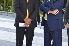 Mr. Nitesh Shetty, Founder & Chairman, Nitesh Land Limited, Mr. Herve Humler, President & COO , The Ritz- Carlton Hotel & Company LLC