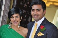 Mr. Nitesh Shetty, Founder & Chairman, Nitesh Land Limited and Ms. Mandira Bedi Bollywood & TV actor