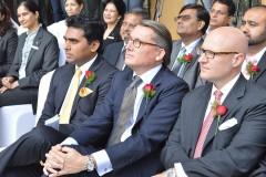 Mr. Nitesh Shetty, Founder & Chairman, Nitesh Land Limited, Mr. Shane Krige, former General Manager