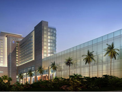 luxury hotel projects in bangalore, the ritz carlton