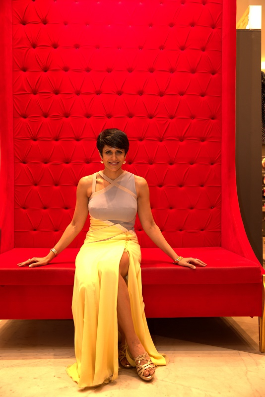 Mandira Bedi At Central Nitesh HUB