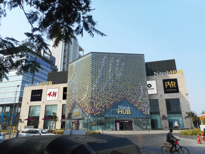 shopping mall projects by Nitesh Land