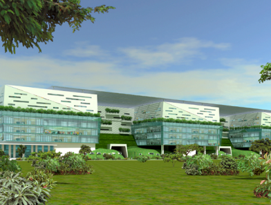 commercial property in bangalore, nitesh tribeca